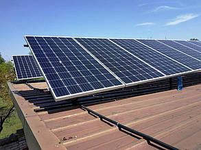 Реализуем комплексы солнечных батарей