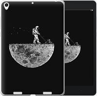 Чехол EndorPhone на Xiaomi Mi Pad Moon in dark Черный Серый 4176u-361, КОД: 934225