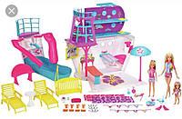 Набор Барби Круизный лайнер Корабль и 3 куклы Barbie Cruise Ship