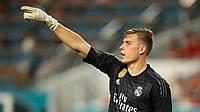 Андрей Лунин покинет «Мадридский Реал» в этом сезоне