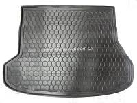 Резиновый коврик багажника Kia Ceed 2012- (универсал) Avto-Gumm