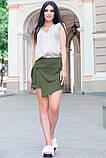 Ультрамодная летняя Юбка - шорты 42-60р, фото 2
