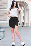 Ультрамодная летняя Юбка - шорты 42-60р, фото 5