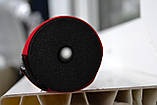Подушка на распорку руля кроссового мотоцикла Honda (черные буквы) 20х5см, фото 2
