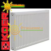 Стальной радиатор KOER 22 x 300 x 800B нижнее подключение
