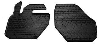 Коврики в салон резиновые передние для Volvo XC60 2008- Stingray (2шт)