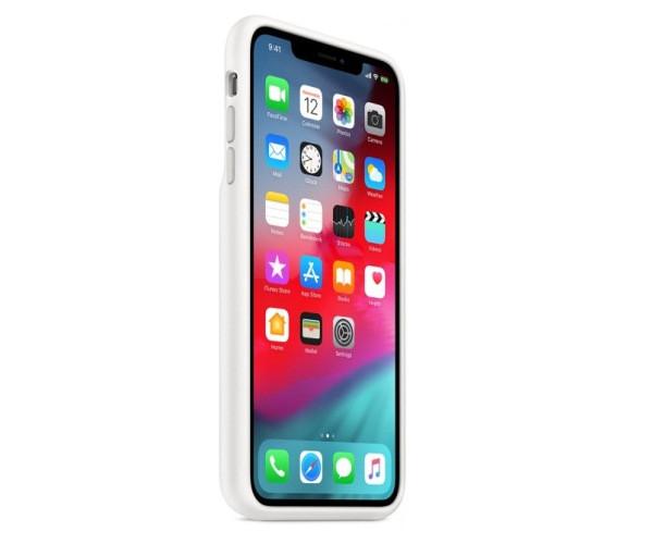 Чехол силиконовый Apple iPhone XS