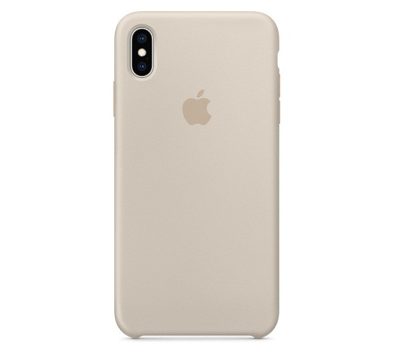 Чехол Silicone Case на Apple iPhone XS