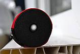 Подушка на распорку руля кроссового мотоцикла Kawasaki (черные буквы) 20х5см, фото 6