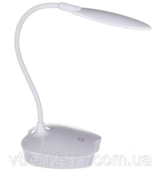 Лампа аккумуляторная светодиодная настольная Led Desk Lamp