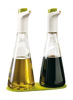 Набор для уксуса и масла Джозеф, набор для соусов с дозатором, фото 1