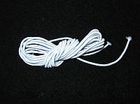 Резинка для перетяжки БЖД кукол 2,5 мм