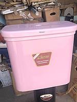 Бачок, VI3-P/1, розовый, в комплекте от ТМ Monaco. Уценка