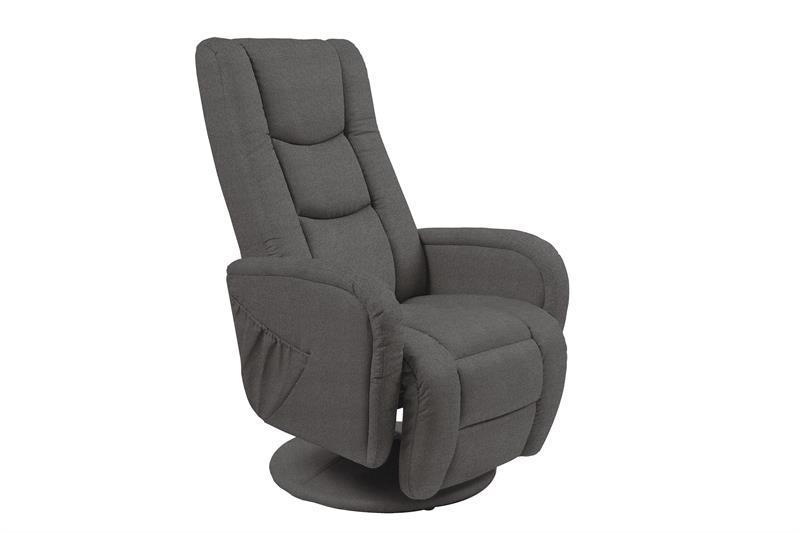 Кресло PULSAR 2 halmar серый
