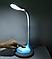 Лампа аккумуляторная светодиодная LED DP-6004, фото 5
