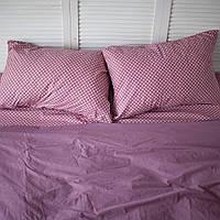 Комплект постельного белья Хлопковые Традиции Полуторный 155x215 Фиолетовый PF053полуторный, КОД: 740665