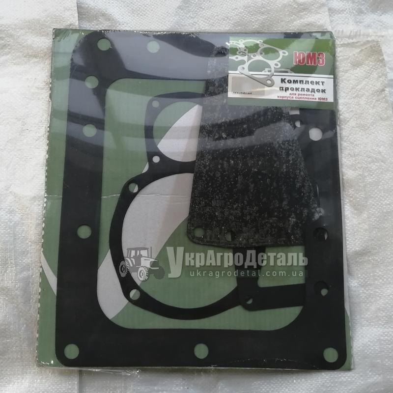 Прокладки корпуса муфты сцепления ЮМЗ (комплект)