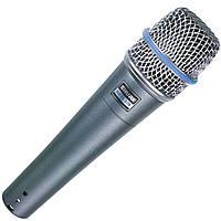 Микрофон инструментальный SHURE BETA 57A