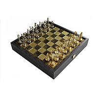 Шахматы Manopoulos Греческая мифология 36 х 36 см 5кг Коричневый SK4BRO, КОД: 285908