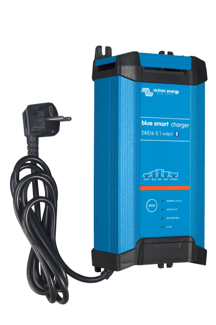 Зарядное устройство Blue Smart IP22 Charger 24V 16А