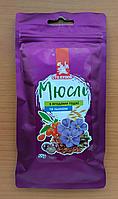 Мюсли с ягодами годжи и льном 55г, фото 1