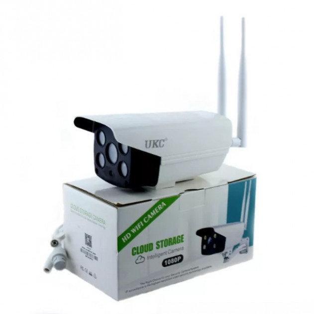 Камера відеоспостереження вулична UKC CAMERA CAD 90S10B IP 2.0 mp