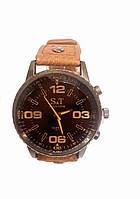Часы мужские Seek Time Коричневый STBR35N, КОД: 313098