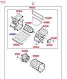Фильтр салона киа Церато 2, KIA Cerato 2010-13 TD, H12-HD006, 971332e210, фото 4