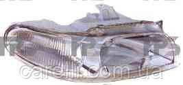 Фара передняя для Daewoo Nubira I '97-99 левая (FPS) механическая