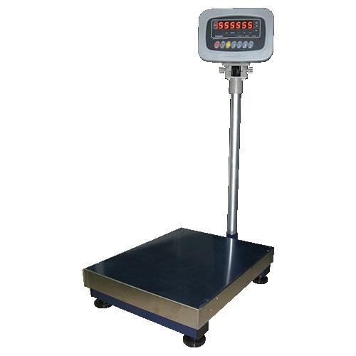 Весы товарные 300 кг (Днепровес ВПД) —FS405E-300