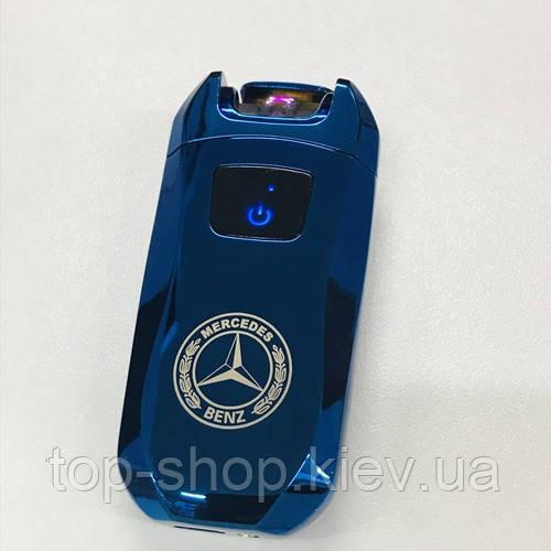 Электроимпульсная USB зажигалка Мерседес Mercedes-Benz