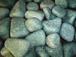 Камни для бани - жадеит шлифованный, 5 кг
