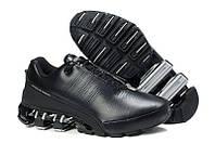 Мужские кроссовки Adidas Porsche Design Iv Leather Black Grey размер 40 (Ua_Drop_111412-40)