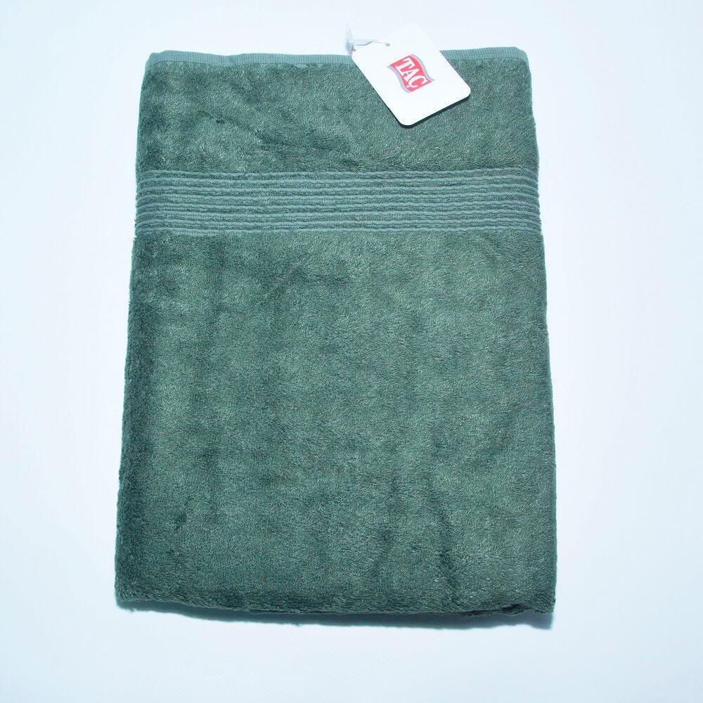 Бамбуковое полотенце для ванной TAC Maison 50×90см / цвет на выбор