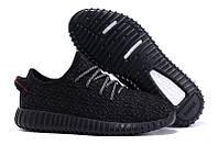 Мужские кроссовки Adidas Yeezy Boost 350 Black Panter размер 40 (Ua_Drop_115299-40)