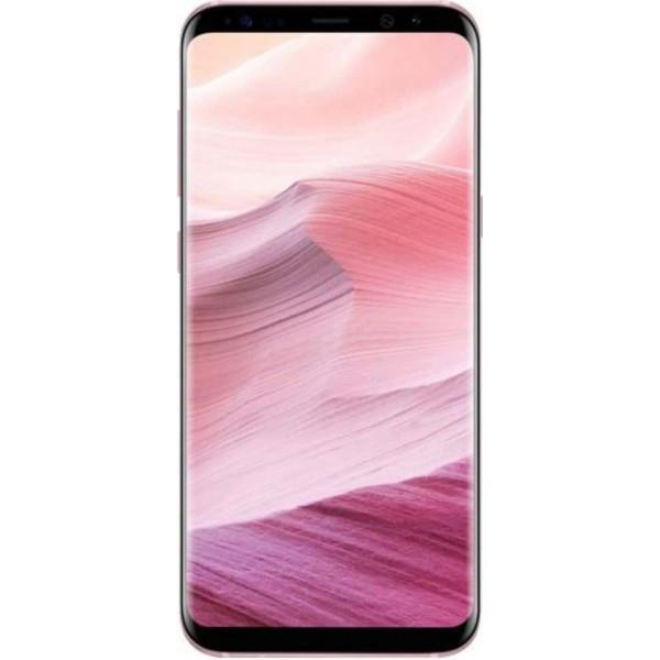 Смартфон Samsung Galaxy S8+ 64GB Rose Pink Модель SM-G955U