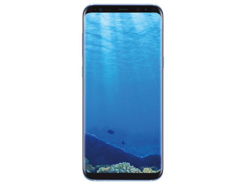 Смартфон Samsung Galaxy S8+ 64GB Blue Модель SM-G955U