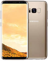 Смартфон Samsung Galaxy S8+ 64GB Gold Модель SM-G955U
