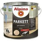 Паркетный лак Alpina Parkett  SM, 5л
