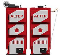 Котел твердотопливный длительного горения Альтеп Classic/Classic PLUS 10 кВт