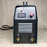 Сварочный аппарат Spektr 380А в кейсе с Маской Хамелеон Forte, фото 7