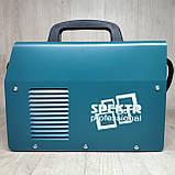 Сварочный аппарат Spektr 380А в кейсе с Маской Хамелеон Forte, фото 8