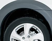 Комплект подкрылок  Lada Largus, Cross, CNG с шумоизоляцией оригинал 4шт. 99999901001086