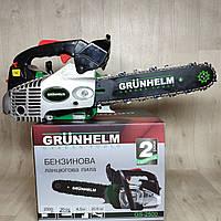 Одноручная Бензопила Grunhelm GS-2500 Сучкорез, фото 1