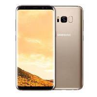 Смартфон Samsung Galaxy S8 G950U 64GB Gold Модель SM-G950U