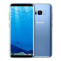 Смартфон Samsung Galaxy S8 G950U 64GB Blue Модель SM-G950U