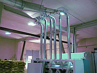 Вентиляция и аспирация производственных цехов