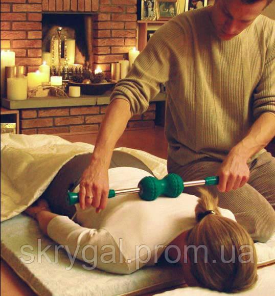 Никкен массаж