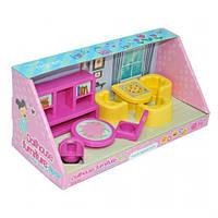 """Кукольный набор мебели для гостиной """"Dollhouse furniture"""" 39696"""