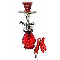 Кальян Huka 28 см Красный DN18156, КОД: 712598